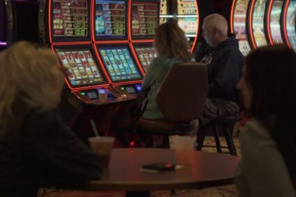 Enjoy Playing Slots at Home and Work
